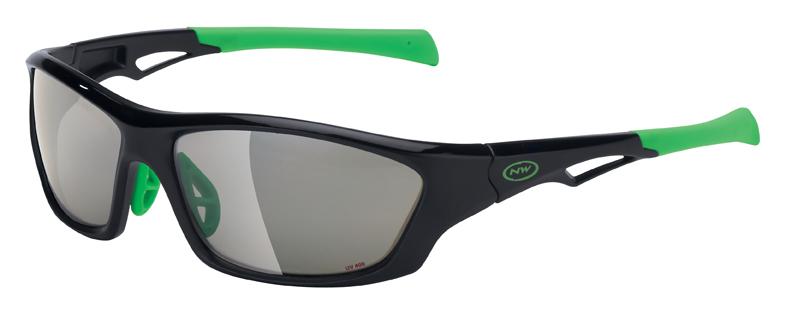 Brýle Northwave Blaze black/green