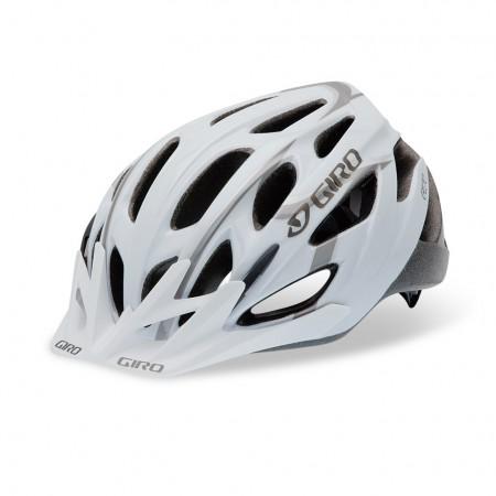 Helma Giro Rift white/silver 54-61 cm Uni