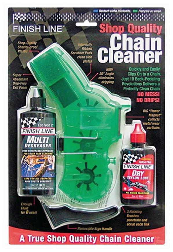 Finish Line Chain Cleaner Kit - pračka řetězu