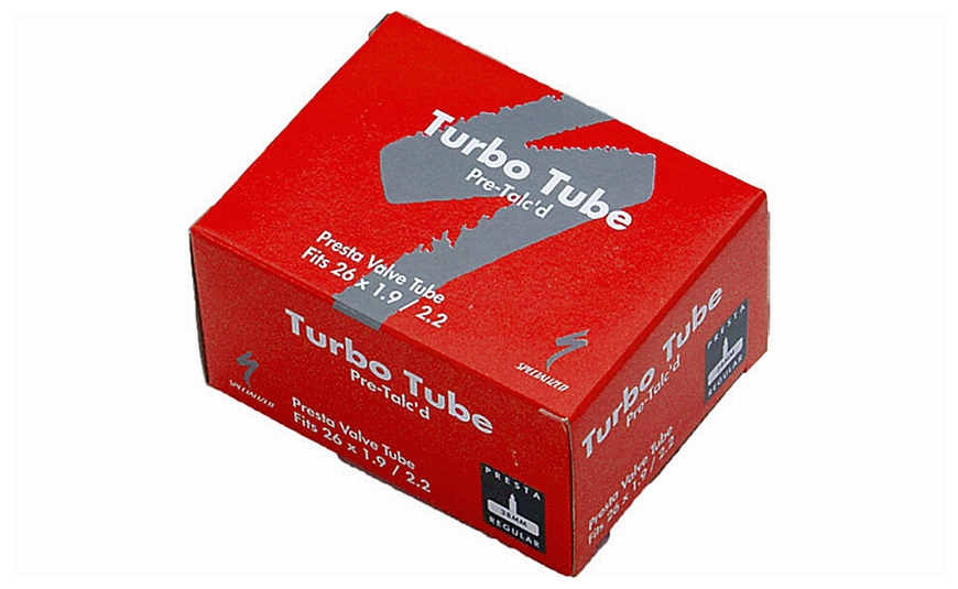 Duše Specialized Turbo ULTRA LITE ROAD 26x2.0/2.3 SV