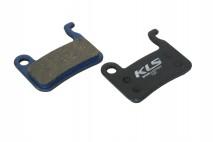 Brzdové destičky Kellys D-03 organické (pár) Shimano XTR, XT,SLX,Deore,M595